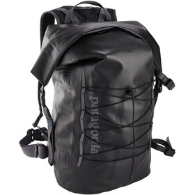 Patagonia Stormfront Roll Top Pack Black